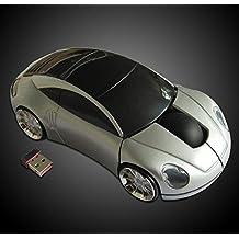 Lámpara de mesa 2.4 G Porsche ratón inalámbrico ratón inalámbrico, ...