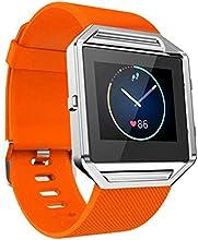Para Fitbit Blaze,Xinantime Correa de Banda de la Muñeca Reloj Blando de Silicona