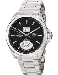 TAG Heuer Herren WAV5111.BA0901 Grand Carrera Grand Date GMT Uhr