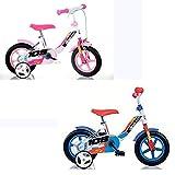 Dino- Bicicletta 10' con Freno Anteriore, 108FL-0506
