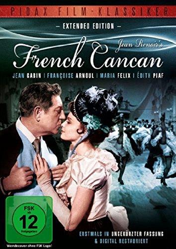 Bild von French Cancan - Extended Edition (erstmals in ungekürzter Fassung und digital restauriert) - (Pidax Film-Klassiker) [Director's Cut]