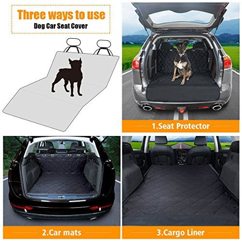 tapis de coffre coffre protection chien etanche couverture pour chien voiture antid rapant. Black Bedroom Furniture Sets. Home Design Ideas