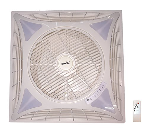 Premium Recessed False Ceiling Cassette Fan (With LED)
