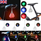 Bike Balls Bike Taillights , 2018 New (Bicycle Lights) UK (Red)