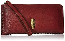 Hidesign Maasai Womens Wallet (Marsala)
