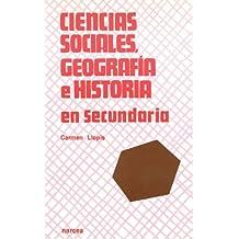 Ciencias Sociales, Geografía e Historia en Secundaria (Secundaria para Todos)