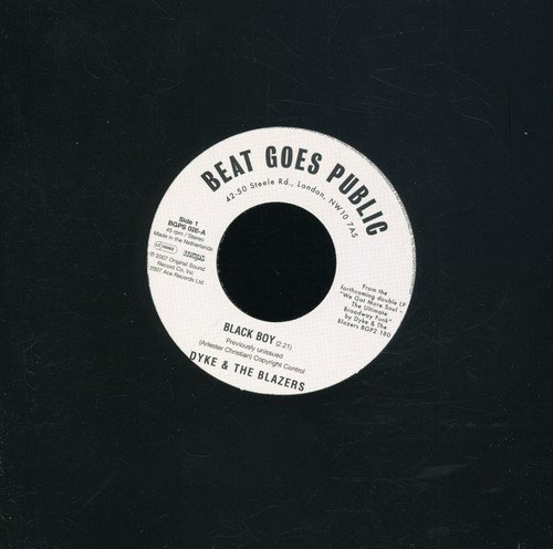 Black Boy/Let a Woman Be a Woman-Let a Man Be a [Vinyl Single] [Vinyl Single]