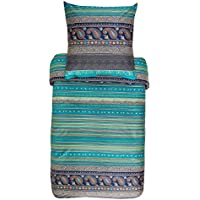 Suchergebnis Auf Amazonde Für Bettwäsche 200x200 Türkis