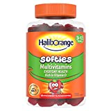 Haliborange Kids Multivitamin Strawberry softies 60s