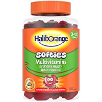 Haliborange Kids Multivitamin Strawberry softies 60s
