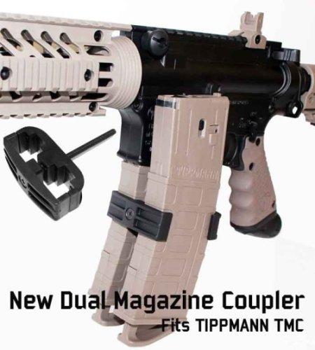 Tippmann Dual Magazin Koppler TMC Cal. 68 Magazine -