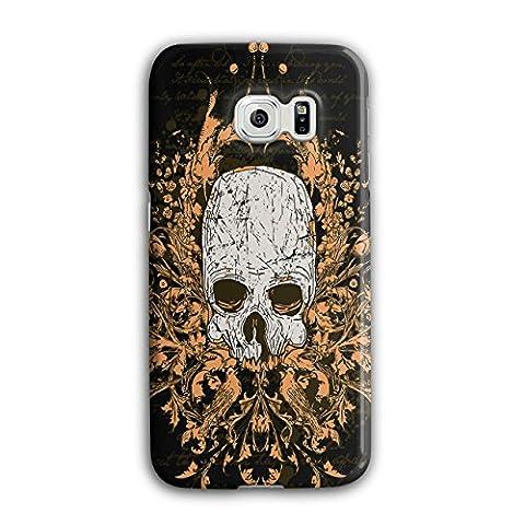 Monstre Horreur Crâne 3D Samsung Galaxy S6 Edge Étui Pour | Wellcoda