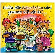 Suchergebnis auf Amazon.de für: geburtstagskarte mit musik für kinder