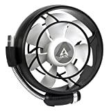 Arctic AEBRZ00018A Summair Light Ventilatore USB Silenzioso per Notebook e PC, Nero, 0 V