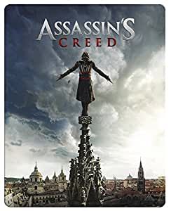 Assassin's Creed [Steelbook] [Blu-ray]