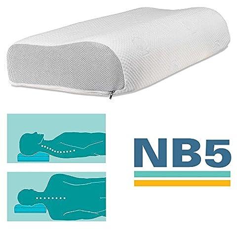 Nackenstützkissen Dormabell Cervical NB5 + GRATIS Tragetasche