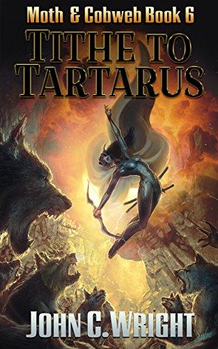 Tithe to Tartarus: The Dark Avengers Sidekick Book Three ...