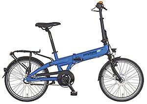 Prophete E-Bike Alu-Faltrad, 20