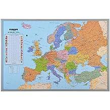 Suchergebnis Auf Amazon De Fur Europakarte Poster Burobedarf