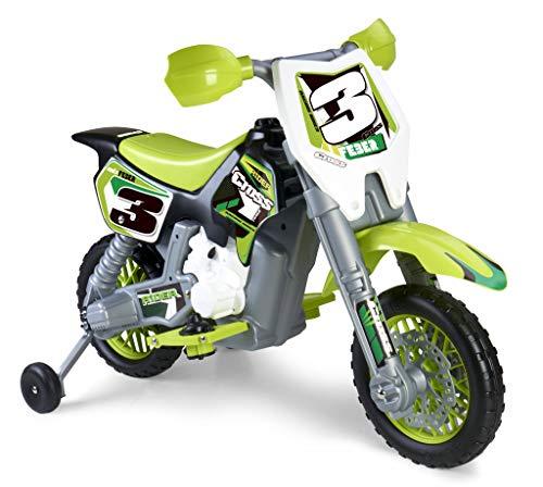 FEBER 6V Rider Cross, Multicolore, 800012223