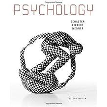 Psychology by Schacter, Daniel L., Gilbert, Daniel T., Wegner, Daniel M. (2010) Hardcover