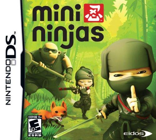 MINI NINJAS / Nintendo DS Spiel IN DEUTSCH Multi-Sprachen (kompatibel ALLES Nintendo DS LITE DSI-3DS-2DS-XL-NEW) ** Lieferung 2/3 Werktage + Tracking Nummer ** - Ninja Spiele Für Ds