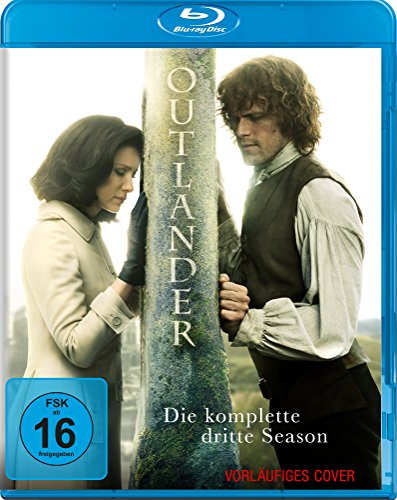 Outlander - Die komplette dritte Season [Blu-ray]