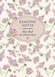 Reading Notes: Mein Buch der schönsten Sätze - Blumen