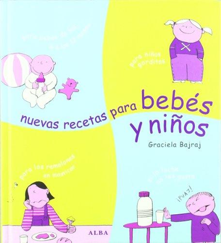 Nuevas recetas para bebés y niños (Cocina)