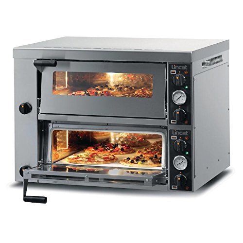 lincat-premium-range-pizza-oven-double-deck-commercial-kitchen-restaurant-cafe