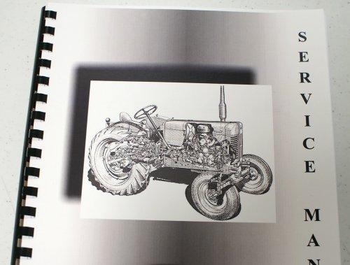Misc  Tractors Kioti LK3054 Dsl 4WD Service Manual