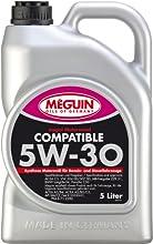 Meguin 6562 Megol aceite del motor Compatible SAE 5W-30, 5 litros