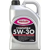 Meguin 6562, Meguin Engine Oil Compatible (Automotive)