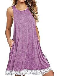 c7b84ad9624 Amazon.fr   Robes - Femme   Vêtements   Soirée