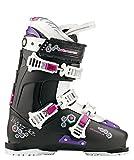 Nordica Velvet Ace (75)–Botas de esquí para mujer–negro/blanco (787)