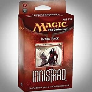Wizard of the Coast - JCCMTG069 - Jeu de Cartes - MTG - Pack d'introduction Innistrad - Foire de Sang