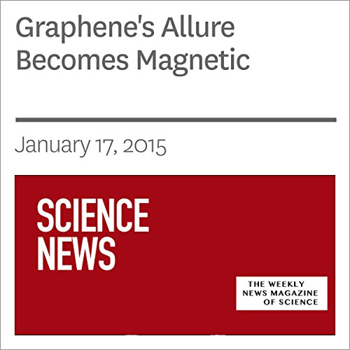 Graphene's Allure Becomes Magnetic -