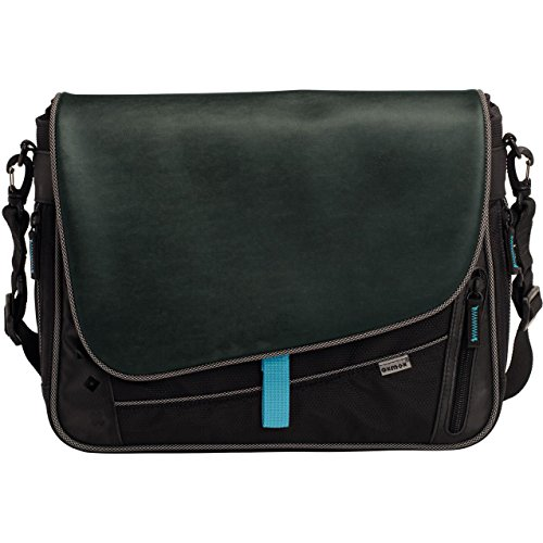 oxmox Touch-It Bag S Rosa Dunkelgrau (kalt), Türkis (warm)