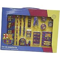 Fc Barcelona 18pc Stationery Set by Barcelona F.C. - Carta Stationery Set
