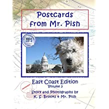 Postcards from Mr. Pish: East Coast Edition (Mr. Pish's Postcards Series Book 3) (English Edition)