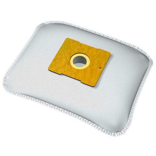 McFilter YS 18 - 10 Staubsaugerbeutel geeignet für AEG, Electrolux, AFK, Clatronic, Dirt Devil, Fakir, Privileg, Samsung, Severin, Solac uvm.