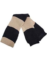 Echarpe tricotée bicolore - Homme