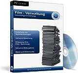 Film Verwaltung Software - DVD, Blu-ray, VHS Sammlung archivieren Bild