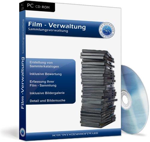 Film Verwaltung Software - DVD, Blu-ray, VHS Sammlung archivieren (Video-sammlung)