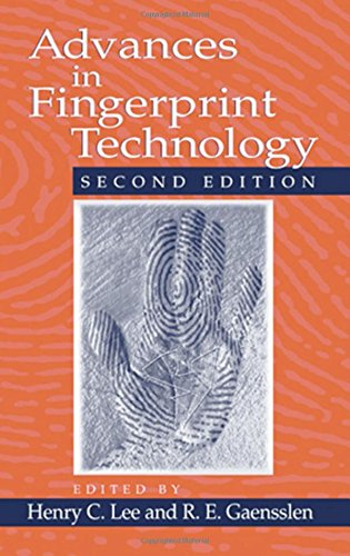 Advances in Fingerprint Technology, Second Edition (Forensic & Police Science)