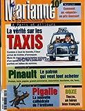 Telecharger Livres MARIANNE No 30 du 17 11 1997 LA VERITE SUR LES TAXIS PINAULT LE PATRON QUI VEUT TOUT ACHETER PIGALLE LA NOUVELLE CATHEDRALE DE L EROTISME BOXE TIOZZO UN HEROS BIEN FRANCAIS COMMENT ON NEGOCIE UN PRIX GONCOURT (PDF,EPUB,MOBI) gratuits en Francaise