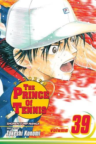 The Prince of Tennis, Vol. 39 por Takeshi Konomi