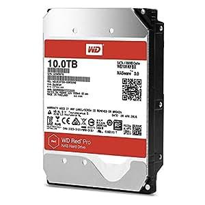 WD WD101KFBX Disque dur interne 10 To SATA III