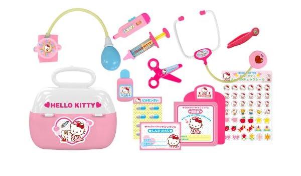 77ca7c68a7ef Hello Kitty Lovely Nurse Bag (japan import)  Amazon.de  Spielzeug