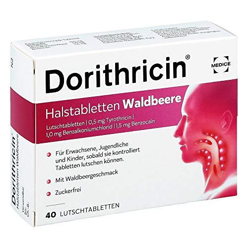 Dorithricin Halstabletten 40 stk